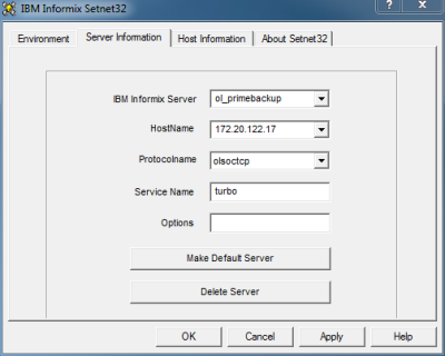 How to Connect to Informix from an SSIS Package | The Daily DBA